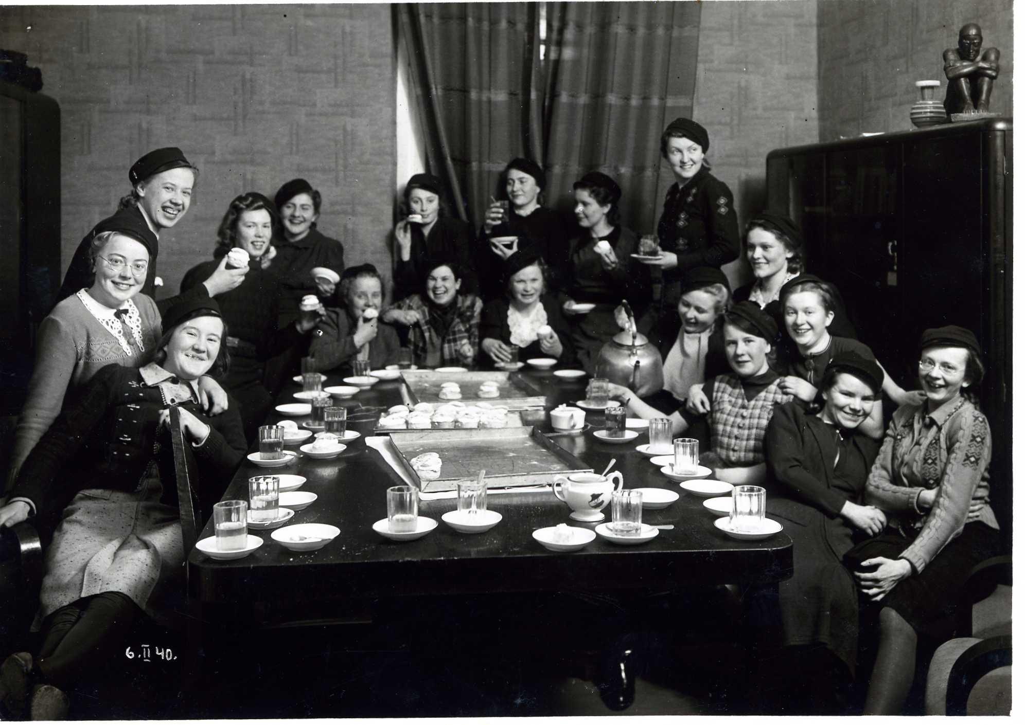 1940. Rebaste vastlapäev