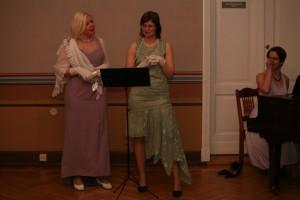Indlaensised kommersil laulmas (2011 kevad)