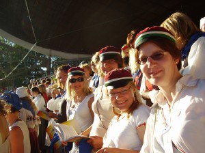 Üliõpilaslaulupidu Gaudeamus Tartus (2006)