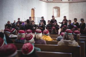 Korp! Indla koor 95. aastapäeva jumalateenistusel II (kevad 2019) Maaris Puust