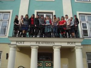 Rebaste ja vilistlaste nädalalõpp Tallinnas (2012 sügis)