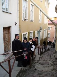 Rebaste ja vilistlaste nädalavahetus Tallinnas (2005 sügis)