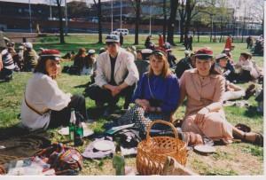 Maipidustuste piknik Helsingis (1998)