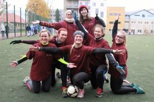 Esikoht ak! org!-ide jalgpalliturniiril (oktoober 2016)