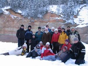 Talvepäev Taevaskojas (2006) Laarmaa 1