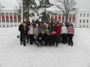 Talvepäevad ÜS Raimlaga Võrus (2013)