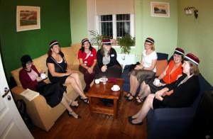 Vilistlased külalisõhtul (2012 sügis) Kadri Tinn