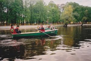 Paadiretk korp! Vironiaga (2001)