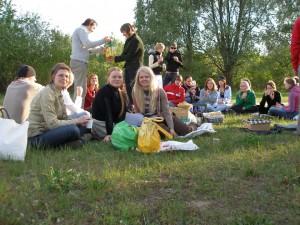 Piknik korp! Fraternitas Esticaga (2008) Kätlin Jansons