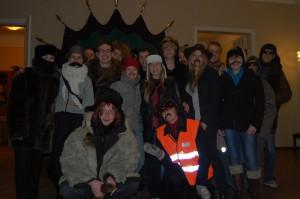Ühine mardipäev korp! Fraternitas Liviensisega (10.11.2011) Virge Tamme
