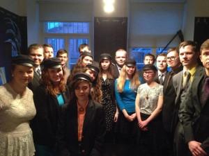 Ühisrebastund korp!! Vironia ja Fraternitas Esticaga (2015) Janne Vellak