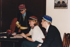 Ühisrebastund korp!! Vironia ja Fraternitas Esticaga (1999)